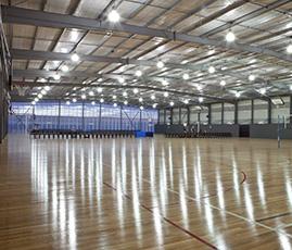 Footscray Whitten Oval Community Sports Hall
